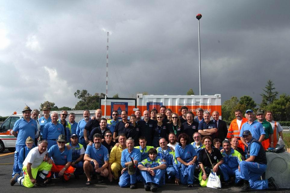 Protezione civile e soccorso transfrontaliero al via un progetto fvg slovenia friulisera - Contributo regionale fvg prima casa 2017 ...
