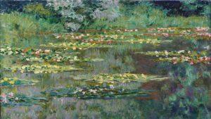 Ninfee, Monet